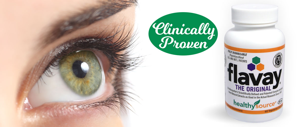 Scientific research and clinical trials show several important ways in which Flavay may improve retinal health and protect vision.