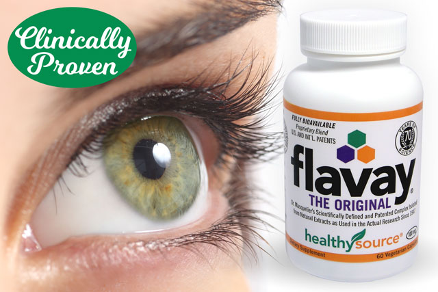 Flavay: International and U.S. Patents and Clinically Proven