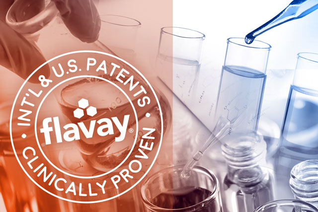 The Complex Molecular Composition of Flavay